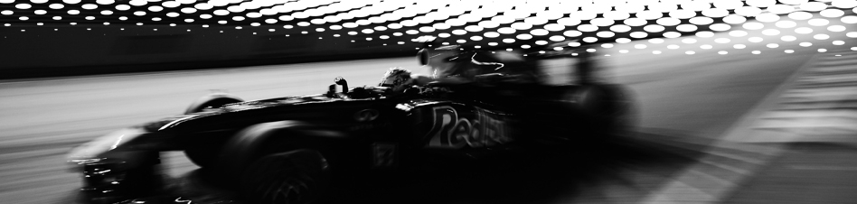 RedBull Racing F1 website