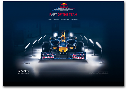 Red Bull Racing F1 - Part of the Team
