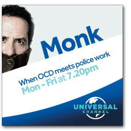 Universal Channel - The Monk